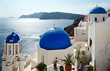 greece honeymoon