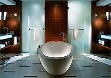 Le Toussrock's stunning bathrooms